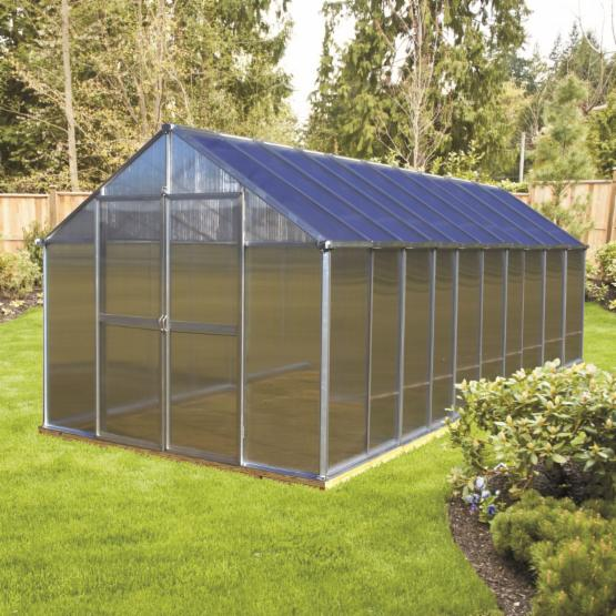 Riverstone Industries Monticello 8 x 20 ft. Greenhouse