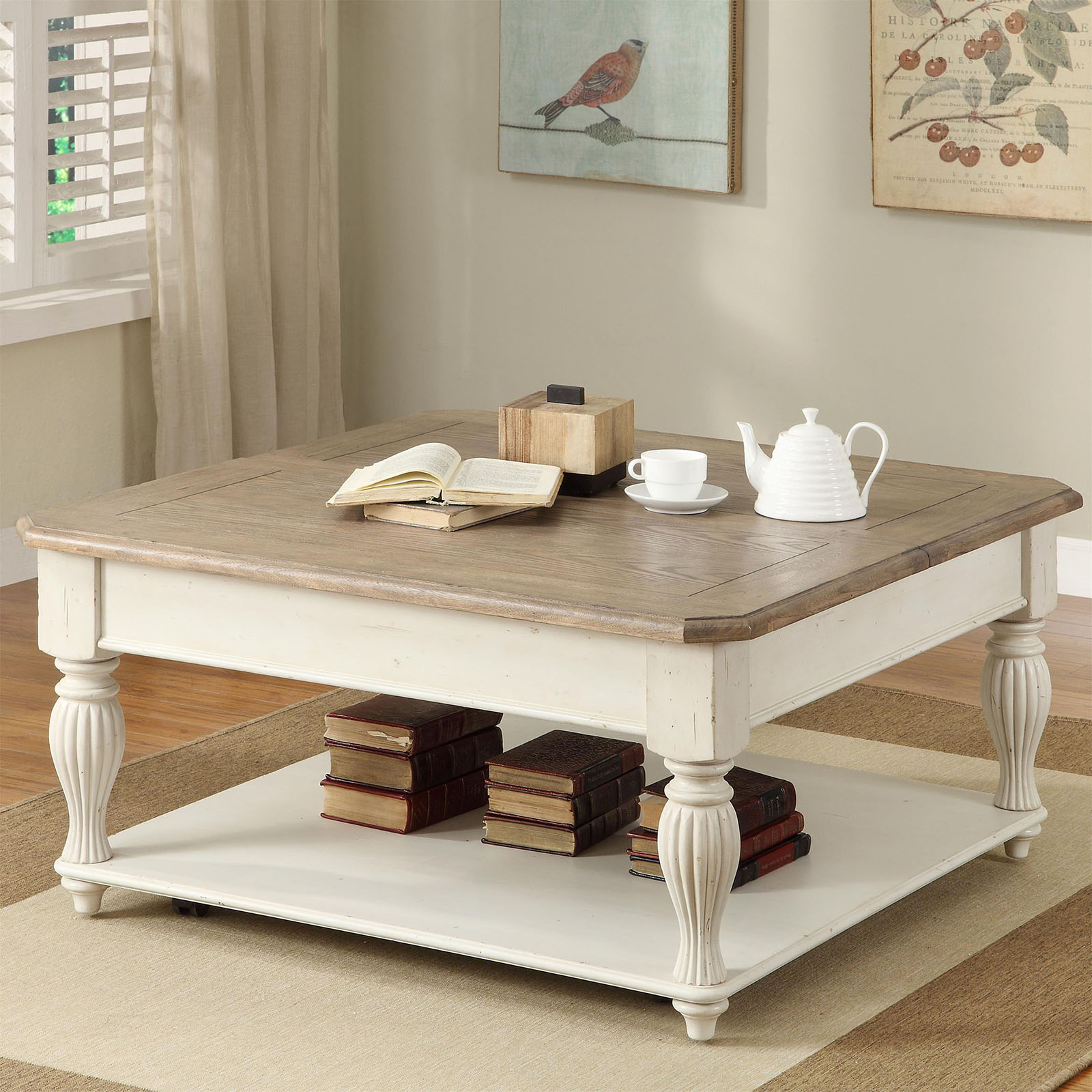 Belham Living Westcott Square Coffee Table