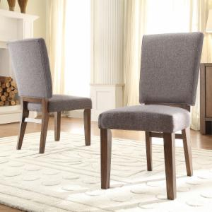 Riverside Terra Vista Upholstered Dining Side Chairs - Set of 2