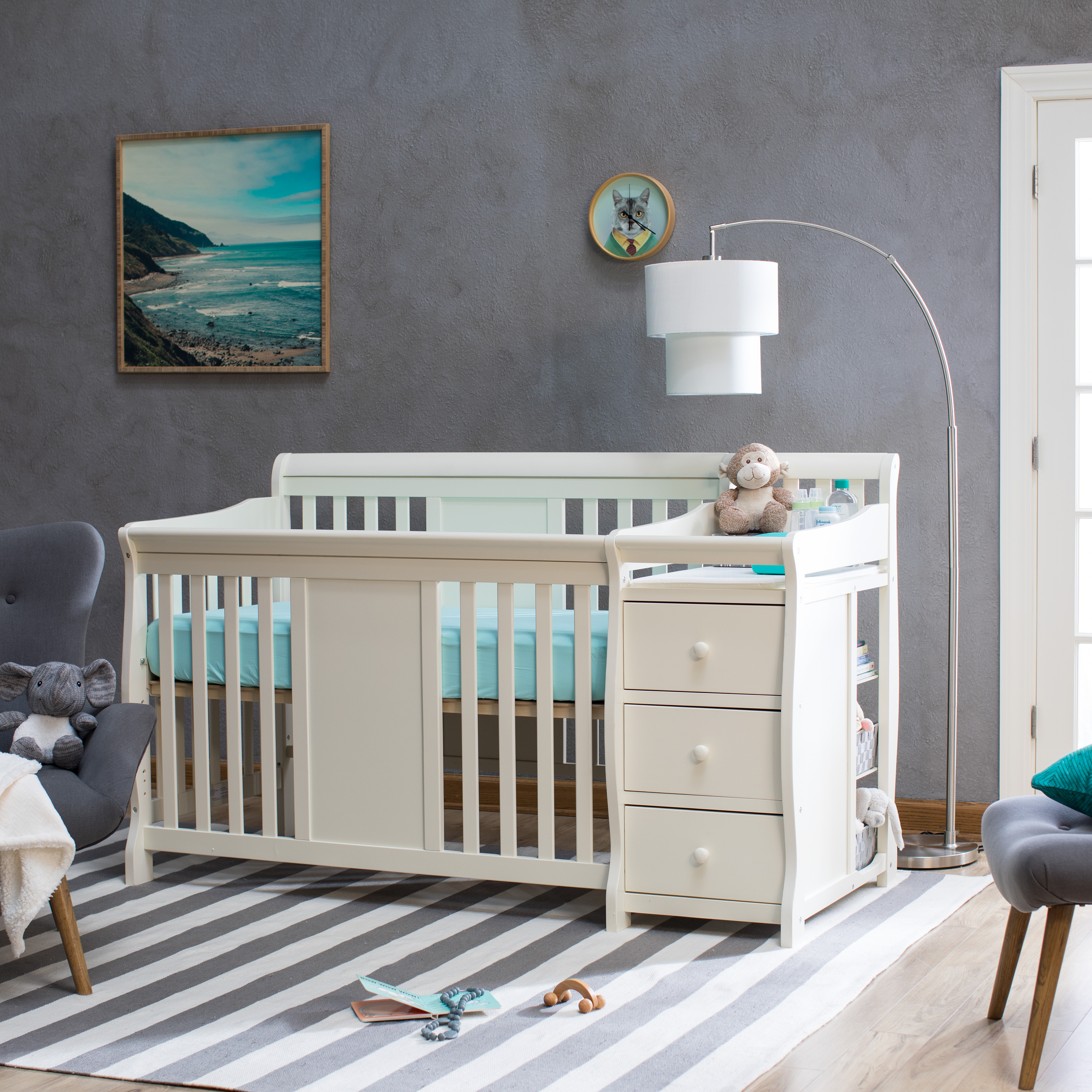 Baby cribs that attach to bed - Baby Cribs That Attach To Bed 23