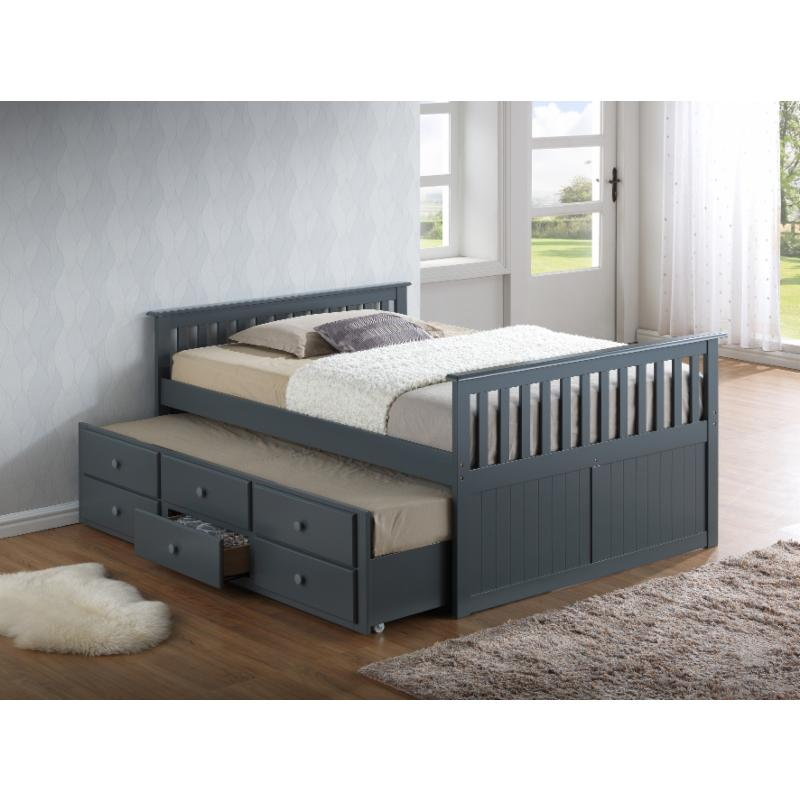 Broyhill Furniture Kids Marco Island Captains Bed - 09640...