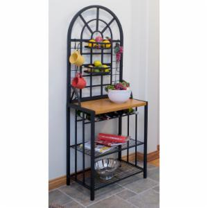 Southern Enterprises Dome Bakers Rack