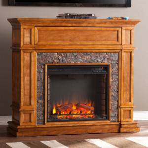 Southern Enterprises Belleview Electric Fireplace