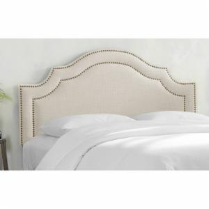 Skyline Furniture Arched Upholstered Headboard