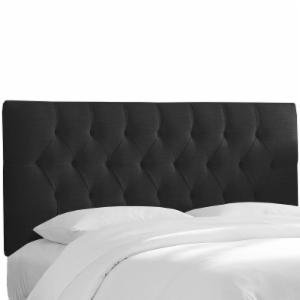 Skyline Tufted Linen Upholstered Headboard