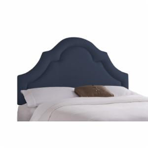 Arch Border Upholstered Headboard