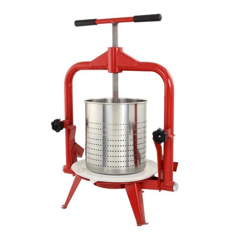 TSM Products Harvest Fiesta Fruit and Wine Press with Sta...