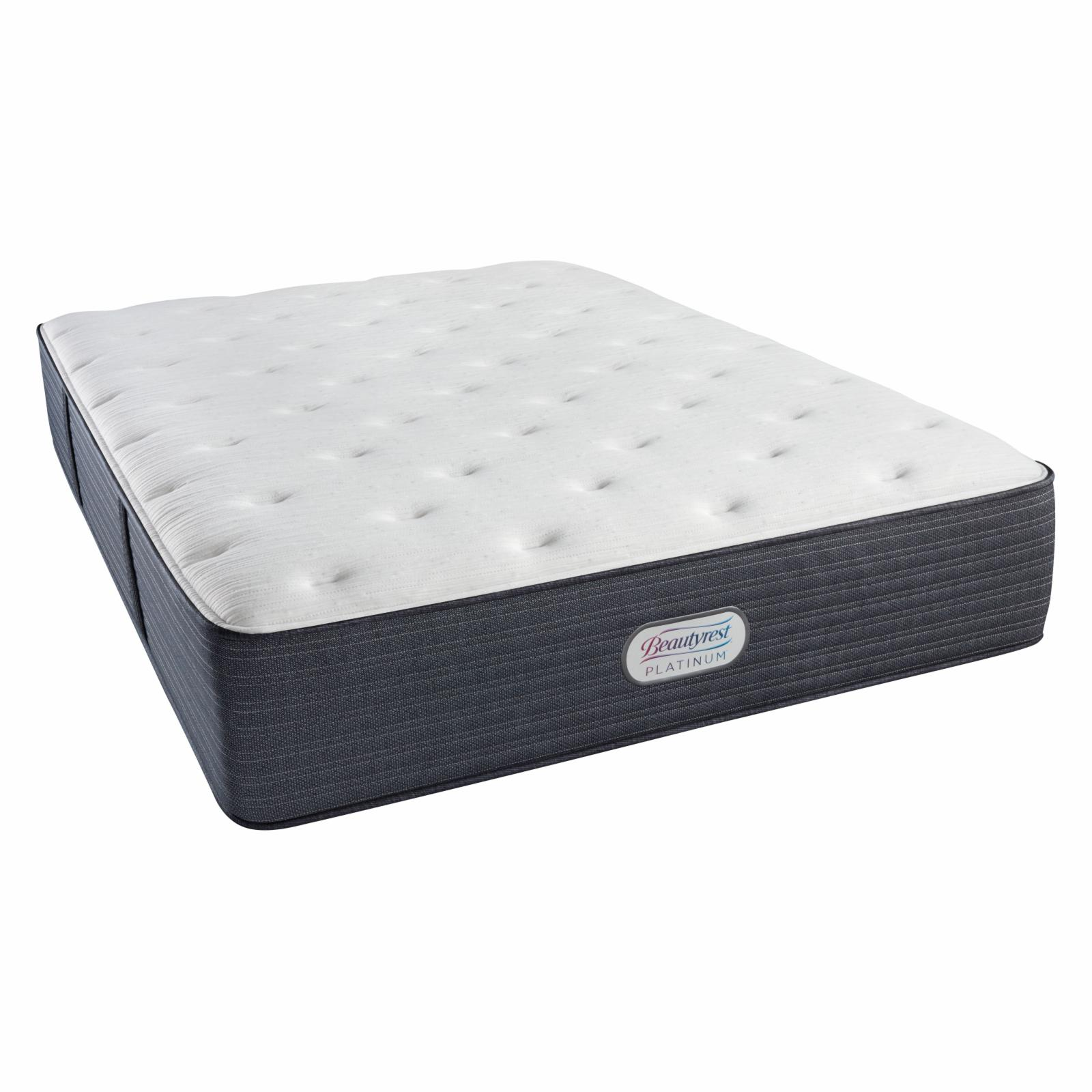 Beautyrest Platinum Jaycrest 12.75 in. Plush Mattress - 700800100-1010
