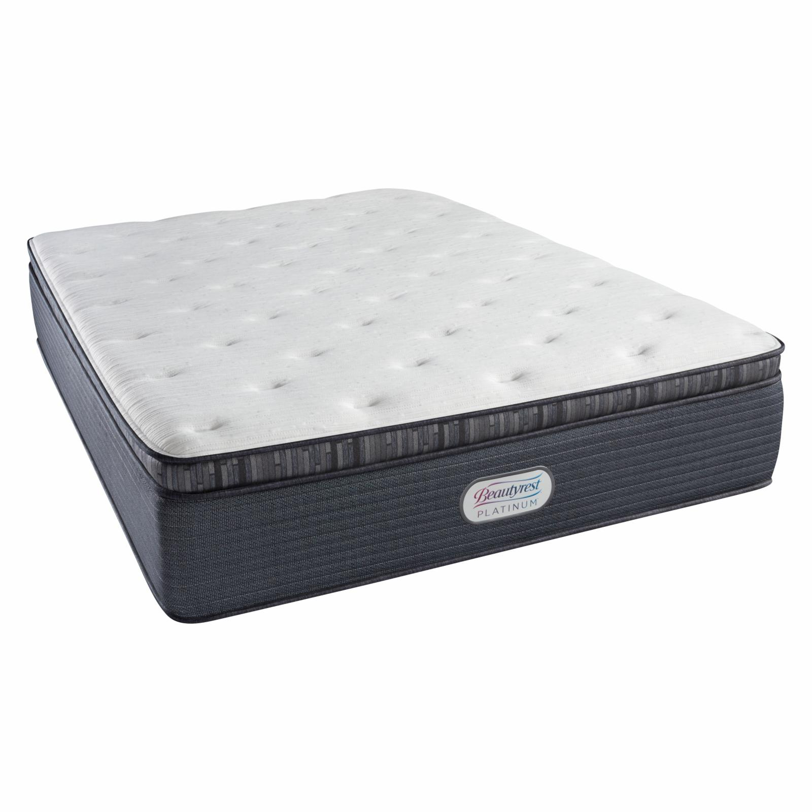 Beautyrest Platinum Spring Grove 15 in. Luxury Firm Pillow Top Mattress - 700800104-9870