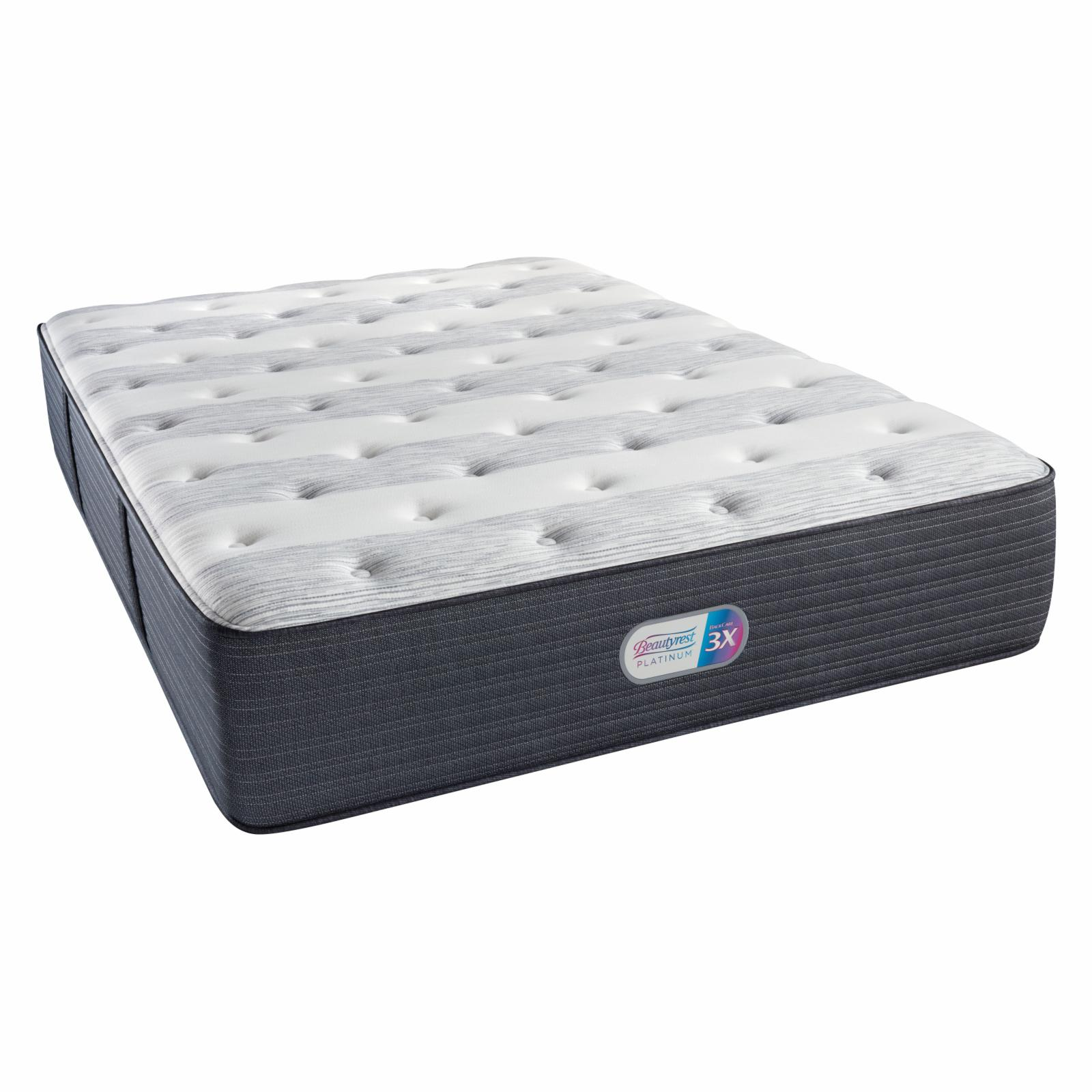 Beautyrest Platinum Haven Pines 14.75 in. Plush Mattress - 700800108-9810