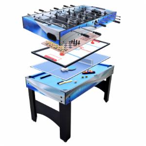 Hathaway Matrix 54 in. 7 in 1 Multigame Table
