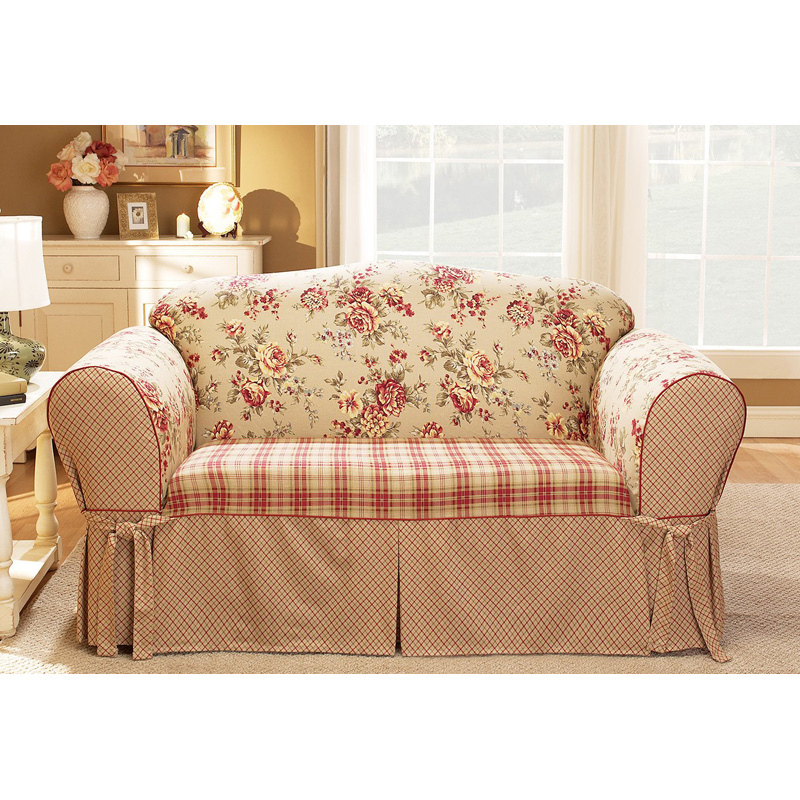 Sure Fit Lexington T Cushion e Piece Sofa Slipcover