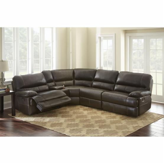 Steve Silver Co. Rollins 5 Piece Reclining Sectional
