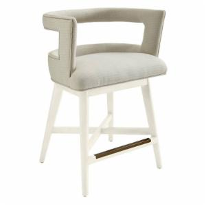 Coastal Living by Stanley Furniture Oasis Crestwood Counter Stool - Saltbox White