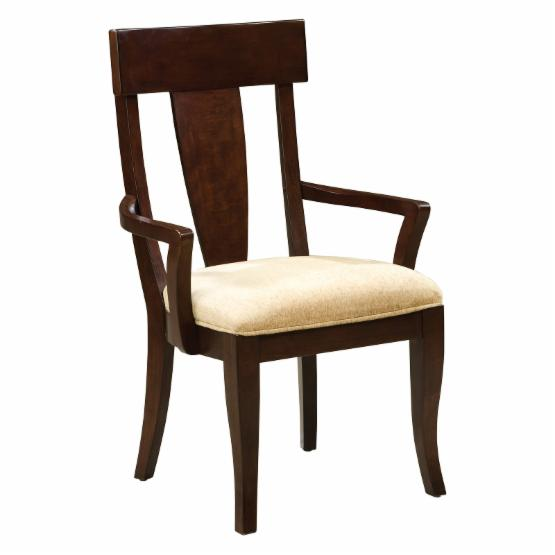 Standard Furniture Laguna Sling Back Arm Dining Chairs - Set of 2