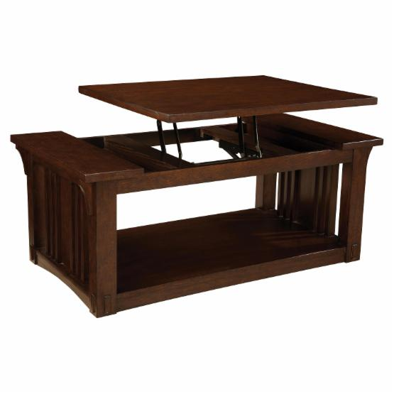 Standard Furniture Artisan Loft Lift Top Coffee Table