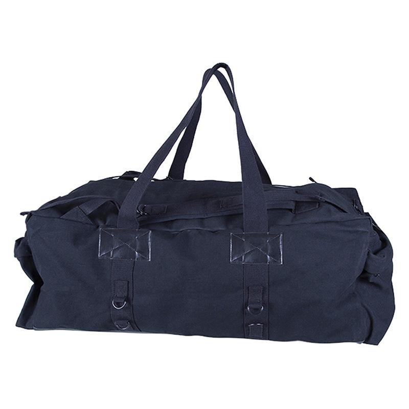 Stansport Canvas Tactical Duffle Bag - 1239