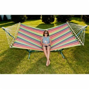 Sterling 6.5 ft. Extra Wide Outdoor Hammock