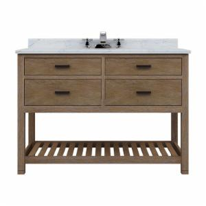 Sagehill Designs TB4821D Toby 48 in. Single Bathroom Vanity