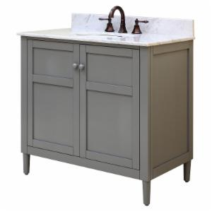 Sagehill Designs HP3621D Harper 36 in. Single Bathroom Vanity