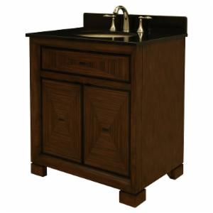Sagehill Designs TP3021 Tempo 30 in. Single Bathroom Vanity