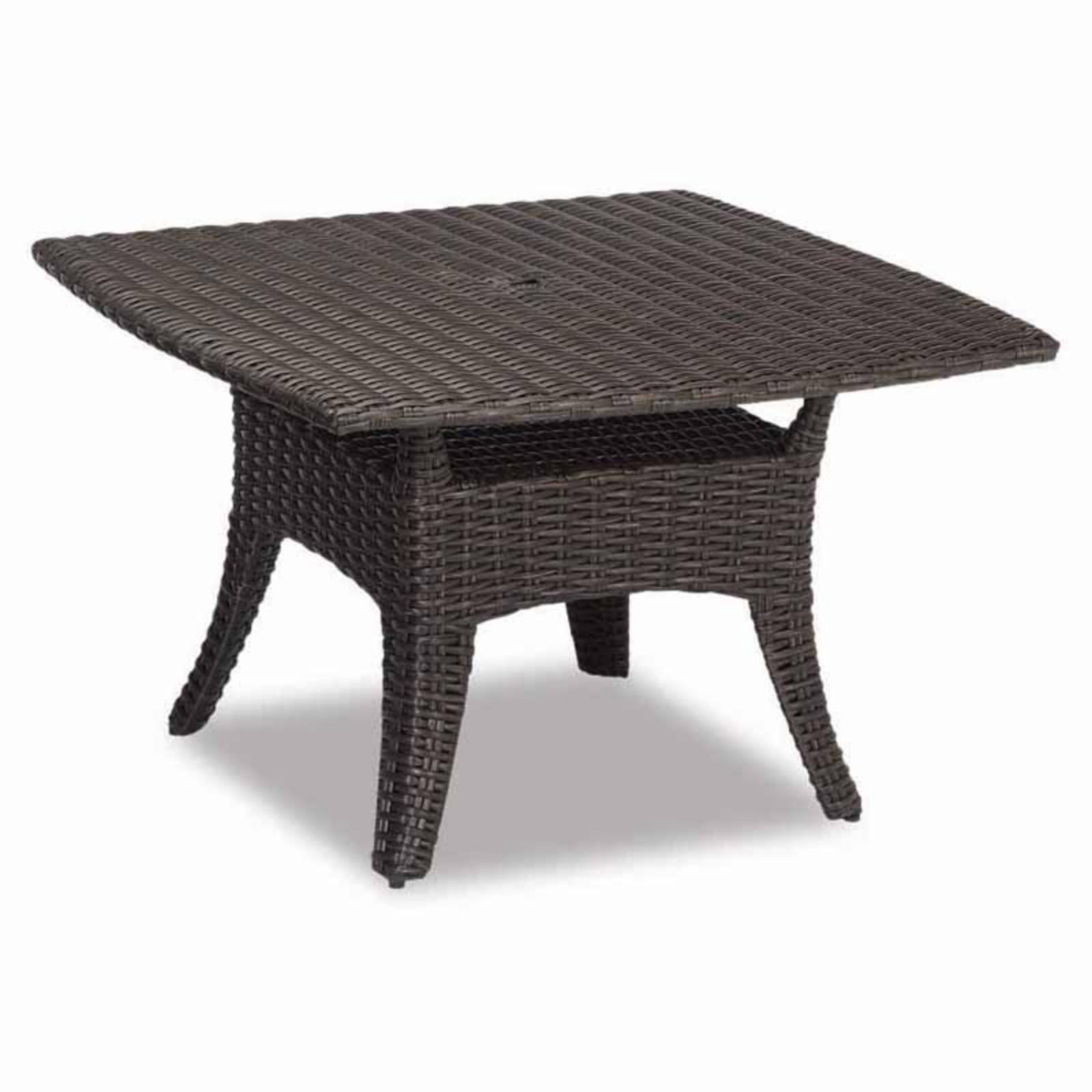 Outdoor Sunset West Cardiff 48 in. Wicker Boat Shaped Pat...