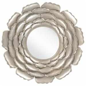 Surya Posey Wall Mirror - 32W x 32H in.