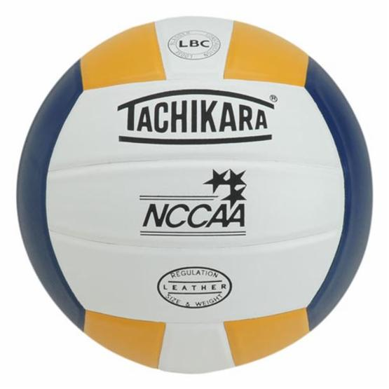 Tachikara NCCAA Licensed Leather Volleyball