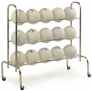 Tandem Sport 3-Tier Ball Rack