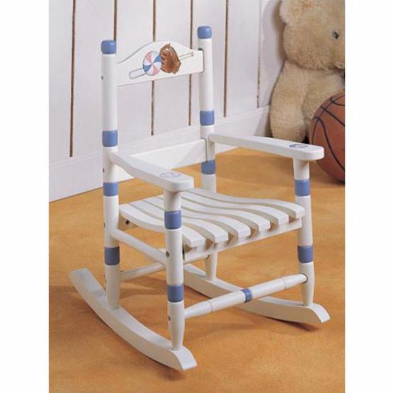 Teamson Kids Sports Country Rocking Chair