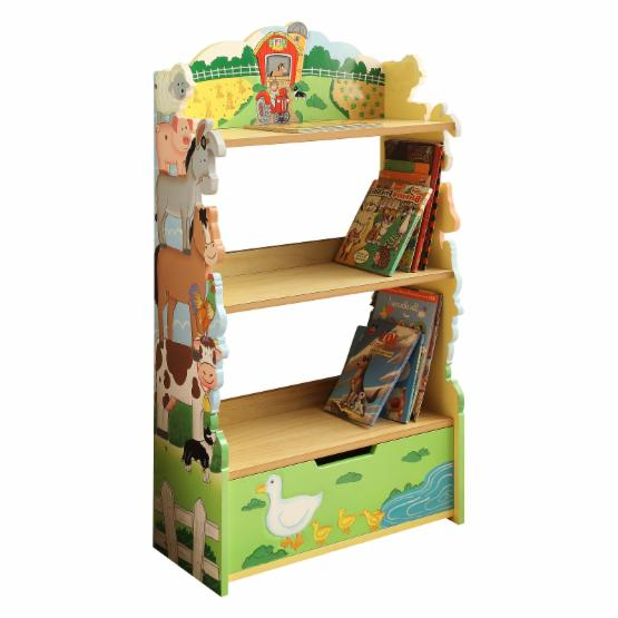 Fantasy Fields Happy Farm Bookcase