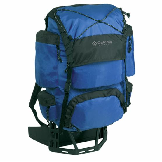 Outdoor Products Dragonfly External Frame Pack