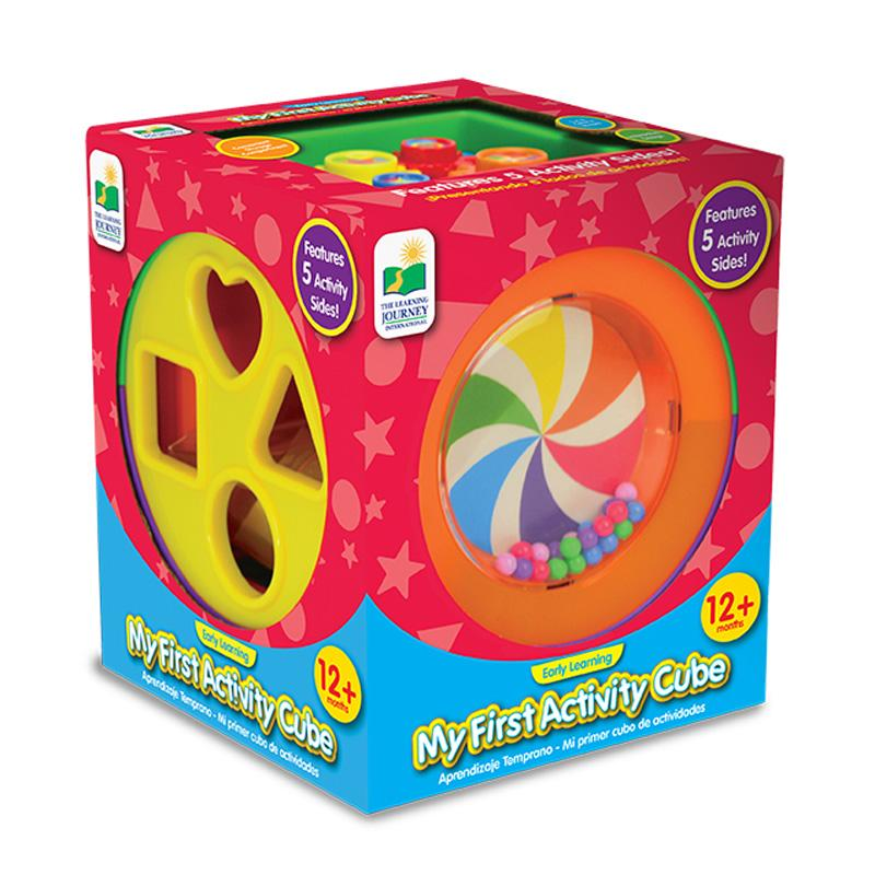 The Learning Journey My First Activity Cube - 160398