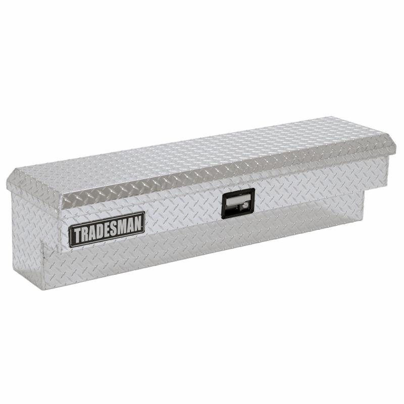 Tradesman 48 in. Side Mount Tool Box Multicolor   TAL480