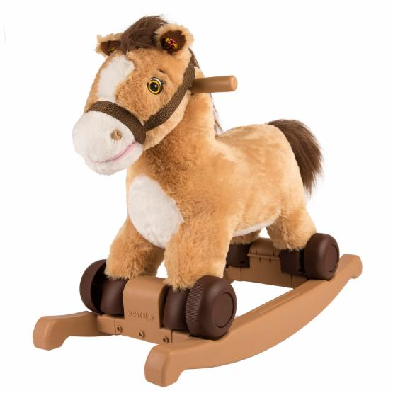 Rockin' Rider Charger 2-in-1 Pony