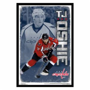Trends International Washington Capitals - TJ Oshie Wall Poster - 22W x 34H in.