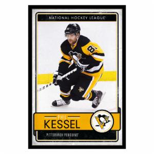 Trends International Pittsburgh Penguins - Phil Kessel Wall Poster - 22W x 34H in.