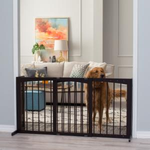 Boomer & George Grover Freestanding Pet Gate