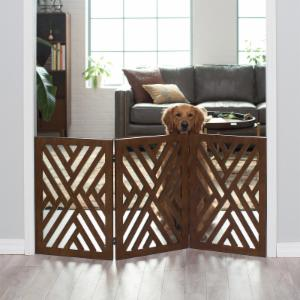 Boomer & George Carter 3 Panel Pet Gate