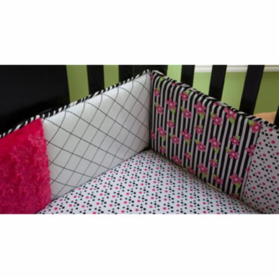 Trend Lab Zahara Crib Bumpers