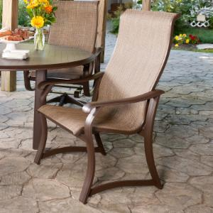 Telescope Casual Villa Sling Supreme Dining Chair