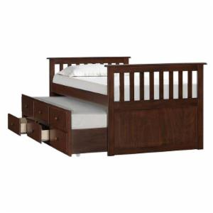 Simmons Mission Hills Twin Captains Bed