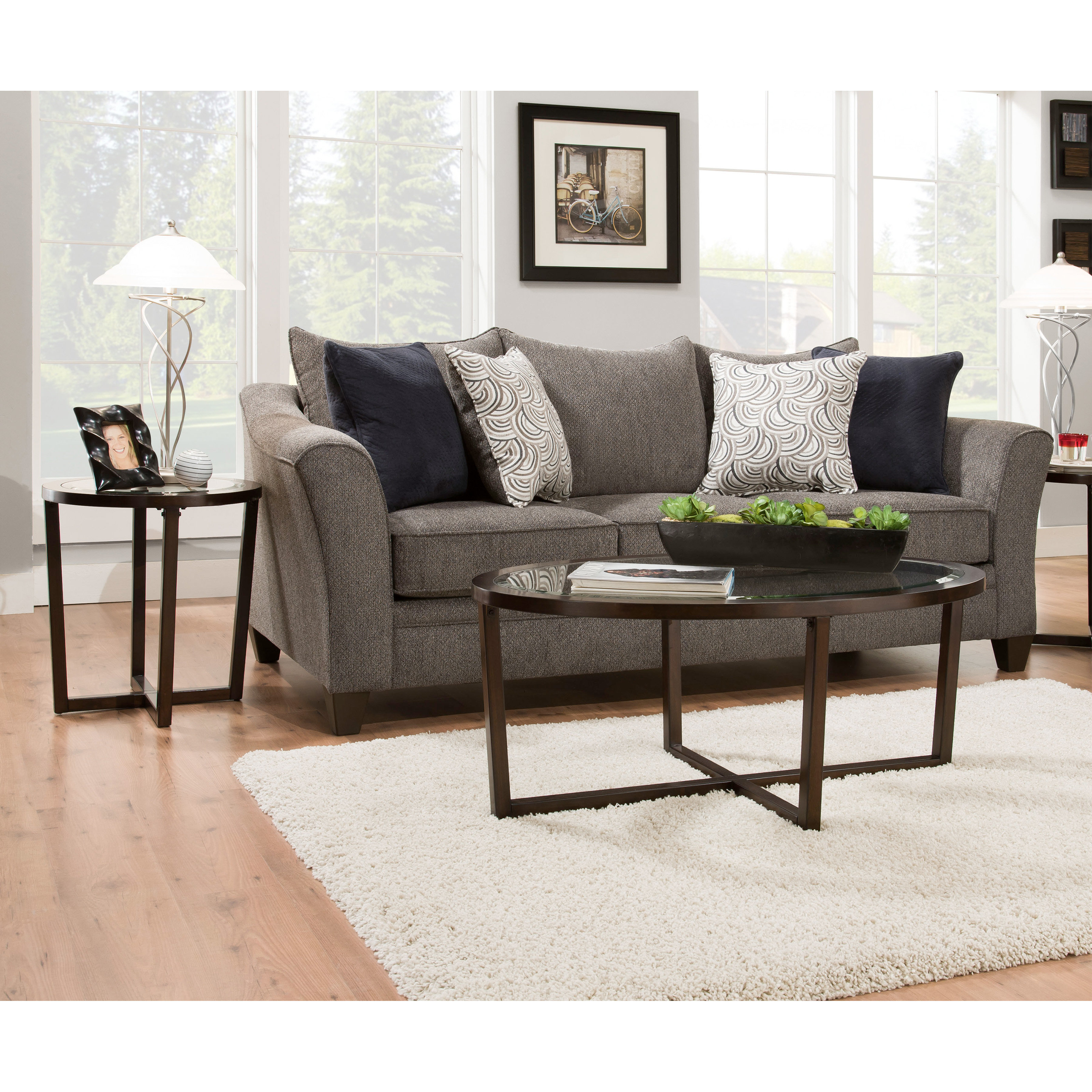 Tolle Sofas simmons upholstery bellamy sofa hayneedle