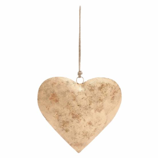 DecMode Decorative Hanging Heart
