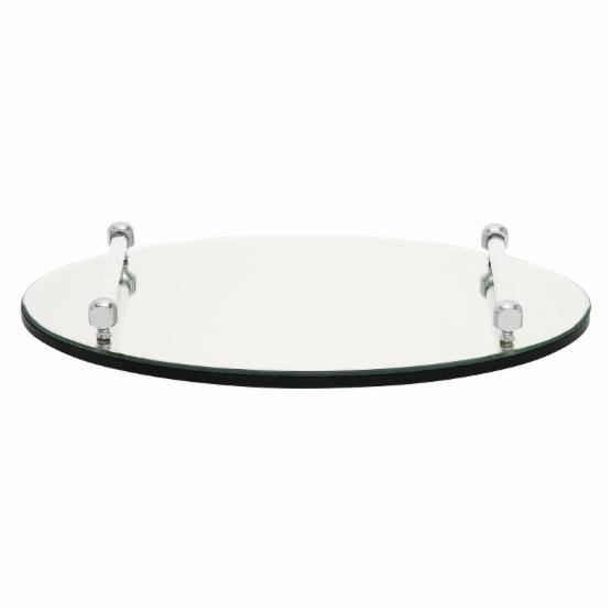 DecMode 87353 Mirrored Tray