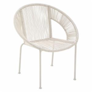 DecMode Outdoor Lounge Chair