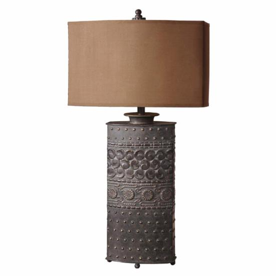 Uttermost Shakia Table Lamp - 34 in. Olive Bronze