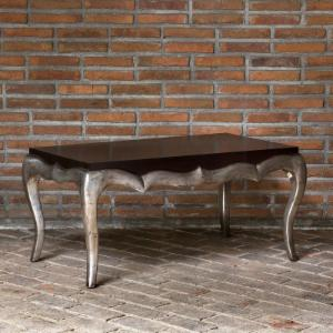 Uttermost Verena Champagne Coffee Table