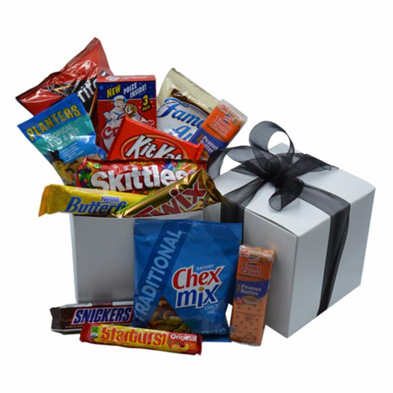 Nikki's by Design Snack Care Gift Package - 1767