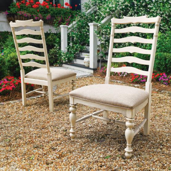 Paula Deen Home Mikes Dining Side Chair - Set of 2